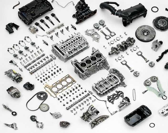 Детали двигателя EP6