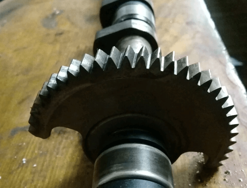 Распредвал подъёма клапанов EP6